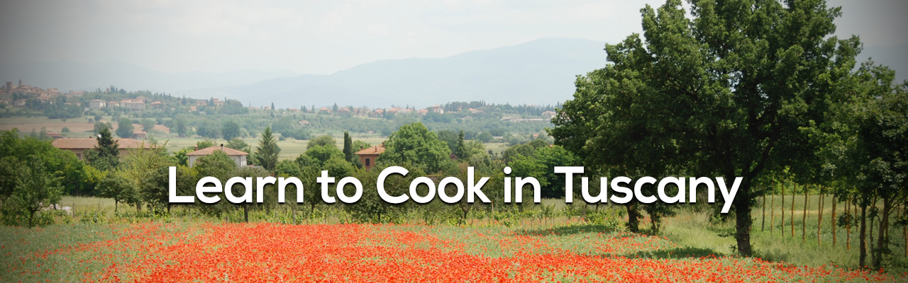Learn to cook in Tuscany on our fabulous new holiday